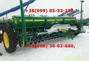 Сеялка зерновая Harvest 540 с прикатывающим катком